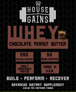 order chocolate peanut butter whey