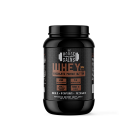 Chocolate Peanut Butter Whey Protein 3lb