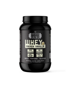 buy french vanilla whey protein shake