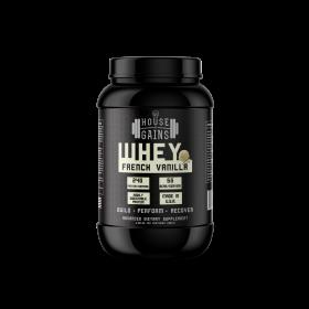 French Vanilla Whey Protein 3lb