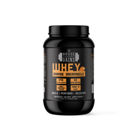Orange Dreamsicle Whey Protein 3lb