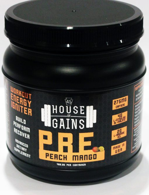 buy pre workout supplement online