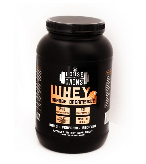buy orange dreamsicle whey