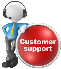 contact customer support for supplements questions