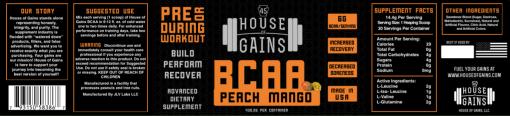 buy peach mango BCAA online