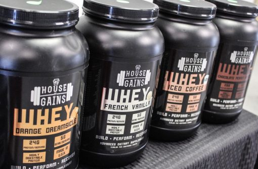 whey protein shake flavors