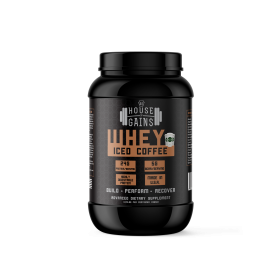 Iced Coffee Whey Protein 3lb