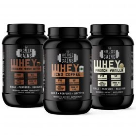 High Quality Whey Protein 3lb (2)