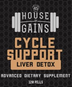 liver detox supplement