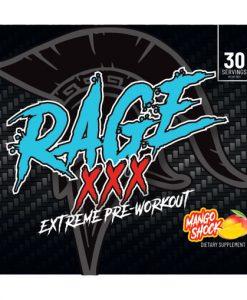 Rage XXX Pre workout Centurion Labz