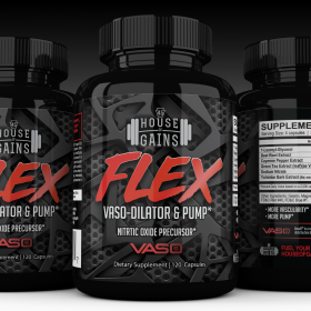 FLEX - Extreme Pump and Vaso-Dilation Complex