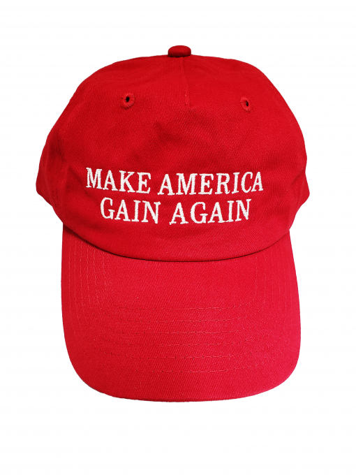 Make america gain again hat