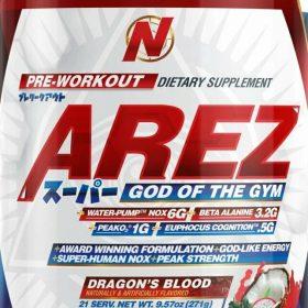 Arez Pre workout