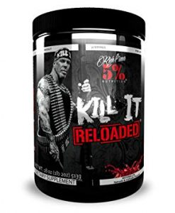 Kill it re loaded pre workout