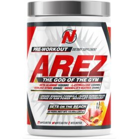 AREZ: GOD OF THE GYM