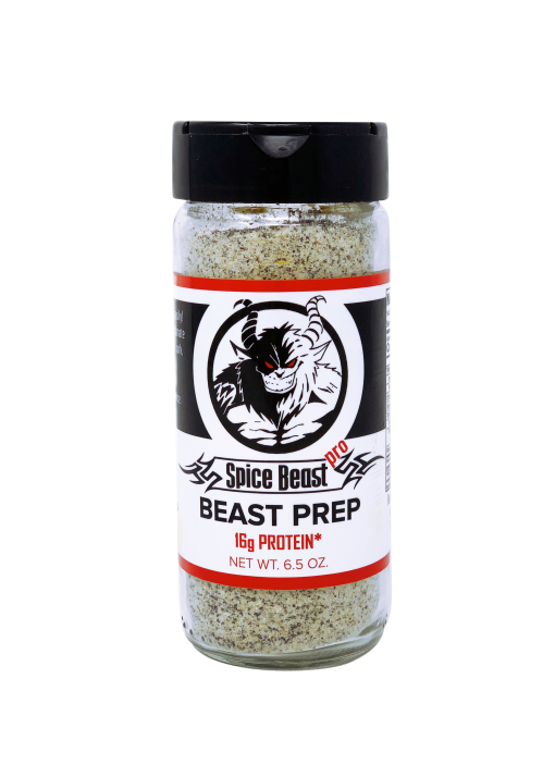 Spice Beast Meal Prep Spices