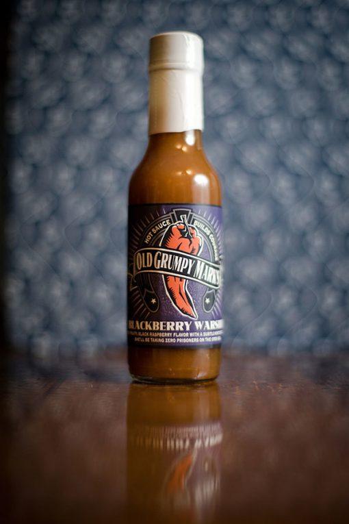 old grumpy marks hot sauce