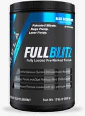 Full blitz pre workout