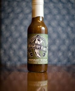 old grumpy marks hot sauce