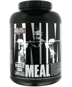 natural meal replacement protein