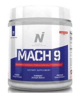 Mach 9 pre workout