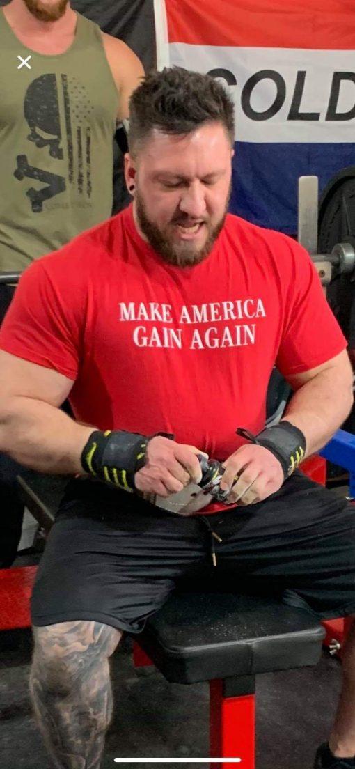 Make America Gain Again Shirt