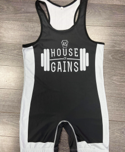 competition singlet for powerlifting
