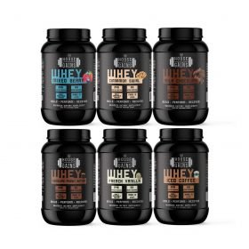 Case Of Protein (Six 3lb Containers!!)