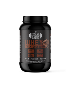 Milk Chocolate Whey Protein