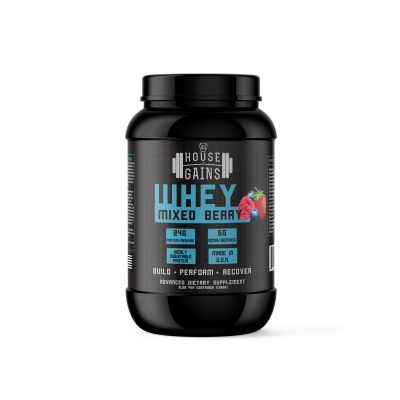 Mixed Berry Whey Protein
