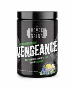 House of Gains Pre Workout Vengeance