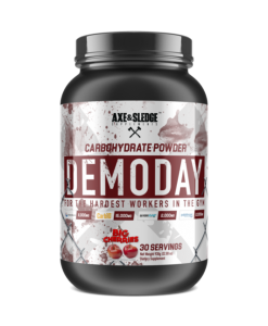axe and sledge demo day