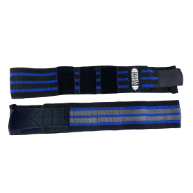Forell Heavy Duty Knee Wraps With Velcro