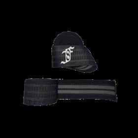 Forell Black Knee Wraps