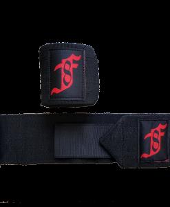 F8 customs wrist wraps