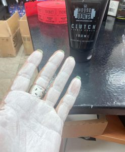 Liquid Chalk for lifting