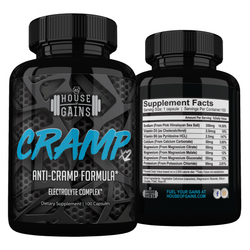muscle cramp supplement