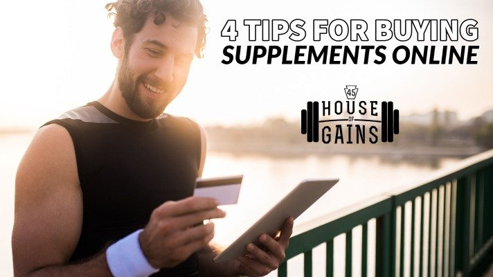 Buying Supplements